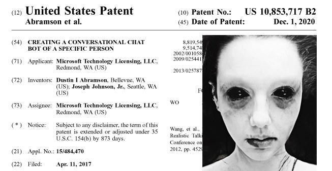 """Η Microsoft φτιάχνει μια πατέντα που επαναφέρει τους νεκρούς ως """"chatbots""""!"""