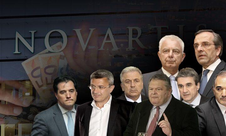 Διώξεις για το σκάνδαλο της Novartis