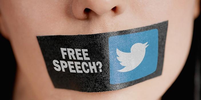 Το Τwitter αποφάσισε να κλειδώσει για τουλάχιστον 12 ώρες τον λογαριασμό του Ντόναλντ Τραμπ! Καθεστώς λογοκρισίας…