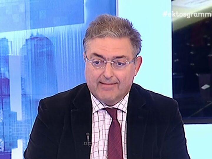 Ο καθηγητής Πνευμονολογίας Θ. Βασιλακόπουλος γνωρίζει καλύτερα απο τον ΠΟΥ και το ΕΟΔΥΥ, περι αναξιοπιστίας των self/rapid test;