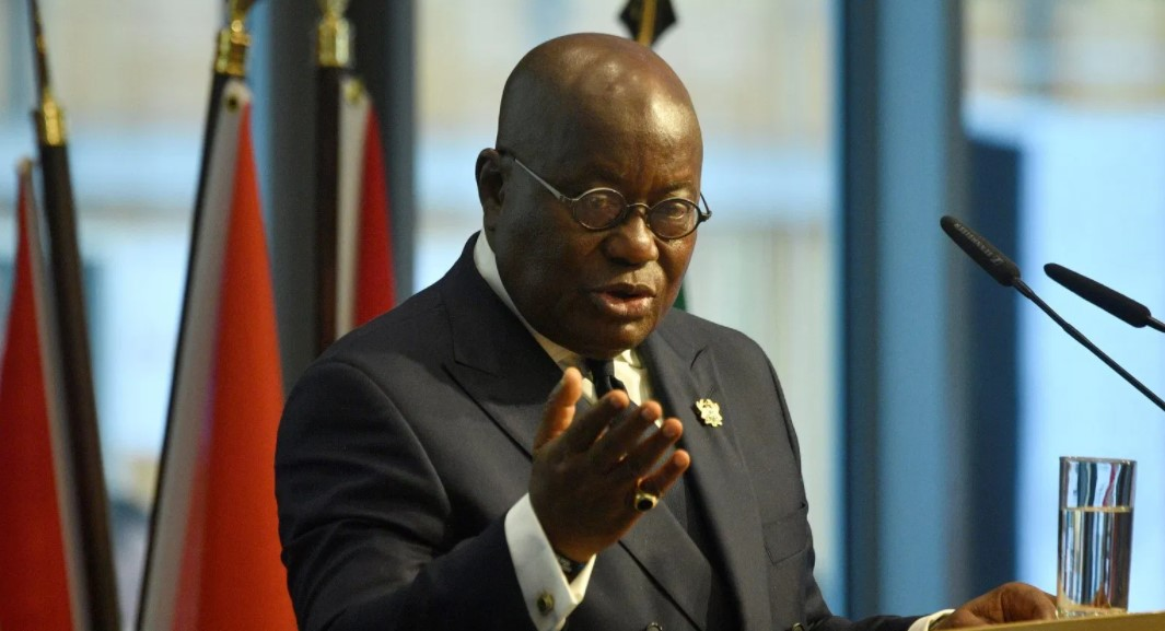 """Ιούνιος 2020 """"comeback"""" Βίντεο Πρόεδρου της Γκάνας: Πόσα απο αυτά επιβαιβεώθηκαν;"""