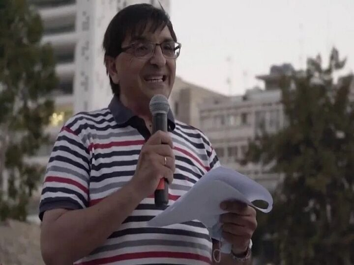 Ο Δρ. Ελπιδοφόρος Σωτηριάδης συνελήφθη από ΑΣΤΥΝΟΜΙΚΕΣ ΔΥΝΑΜΕΙΣ στην ΚΥΠΡΟ με γελοίες κατηγορίες.
