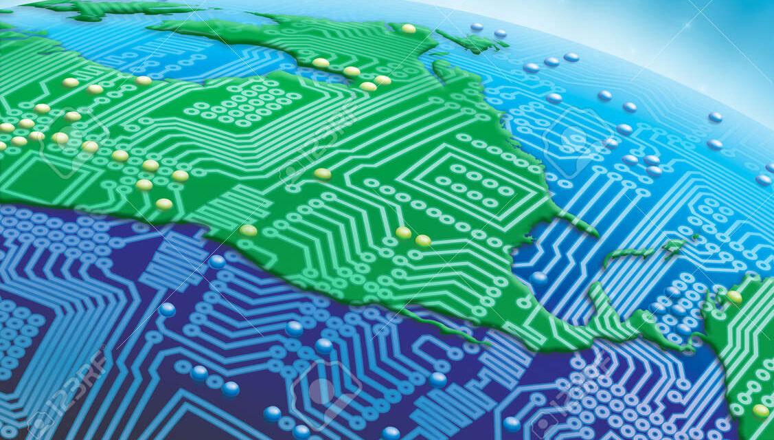 Ένας κόσμος ηλεκτρονικά πλασμένος