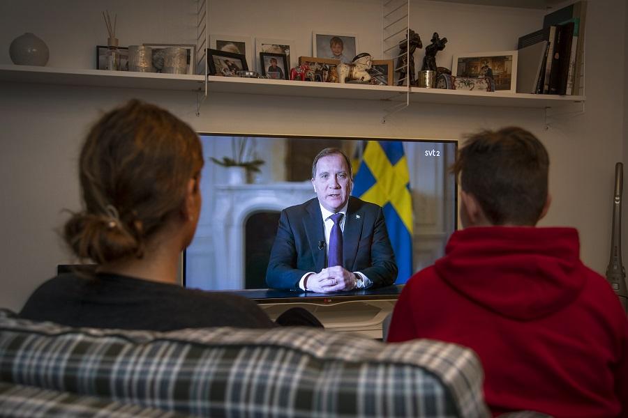 Η Σουηδία οδέυει προς τους μηδενικούς θανάτους από Covid