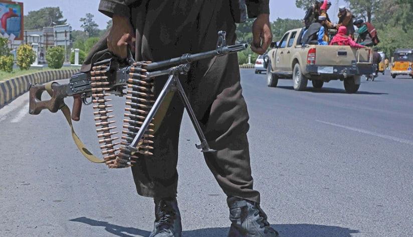 Το Αφγανιστάν παραδίδεται στους Ταλιμπάν