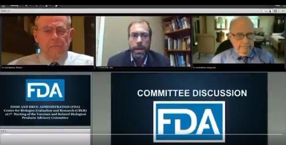 Επιτροπή διαβούλευσης FDA: Περισσότεροι θάνατοι στην ομάδα του εμβολίου παρά στην placebo – O κίνδυνος από εμβόλια υπερτερεί από όφελος κυρίως στα παιδιά. (ΒΙΝΤΕΟ)
